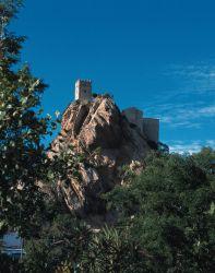 Roccascalegna: panoramica - foto di Antonio Vanni
