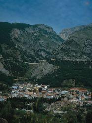 Taranta Peligna: panoramica - foto di Antonio Vanni