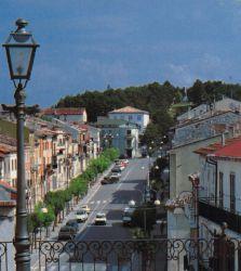 Torricella Peligna: panoramica - foto di Antonio Vanni