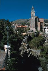 Palena: il campanile - foto di Antonio Vanni